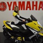 Yamaha T-MAX riverniciatura