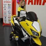 Yamaha T-MAX riverniciatura 2016